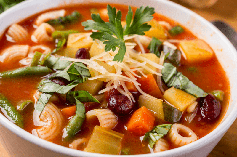 20 Authentic Italian Soup Recipes
