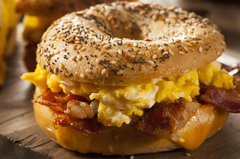 20 Best Breakfast Sandwich Recipes