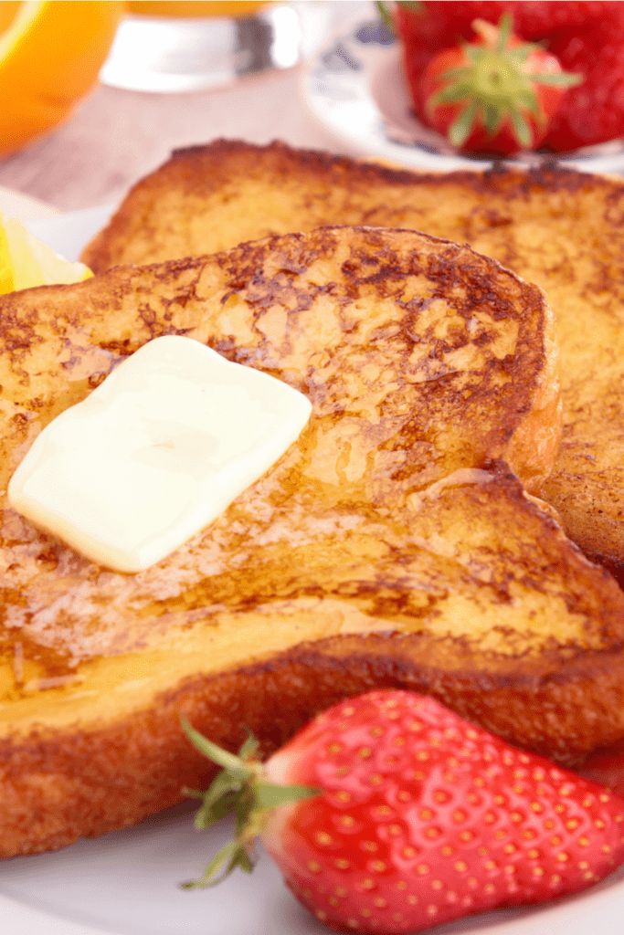 Briche French Toast