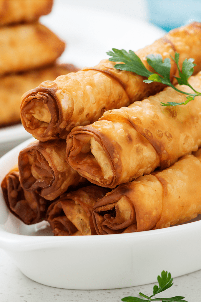 Deep Fried Turkish Borek