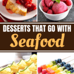 Desserts That Go With Seafood