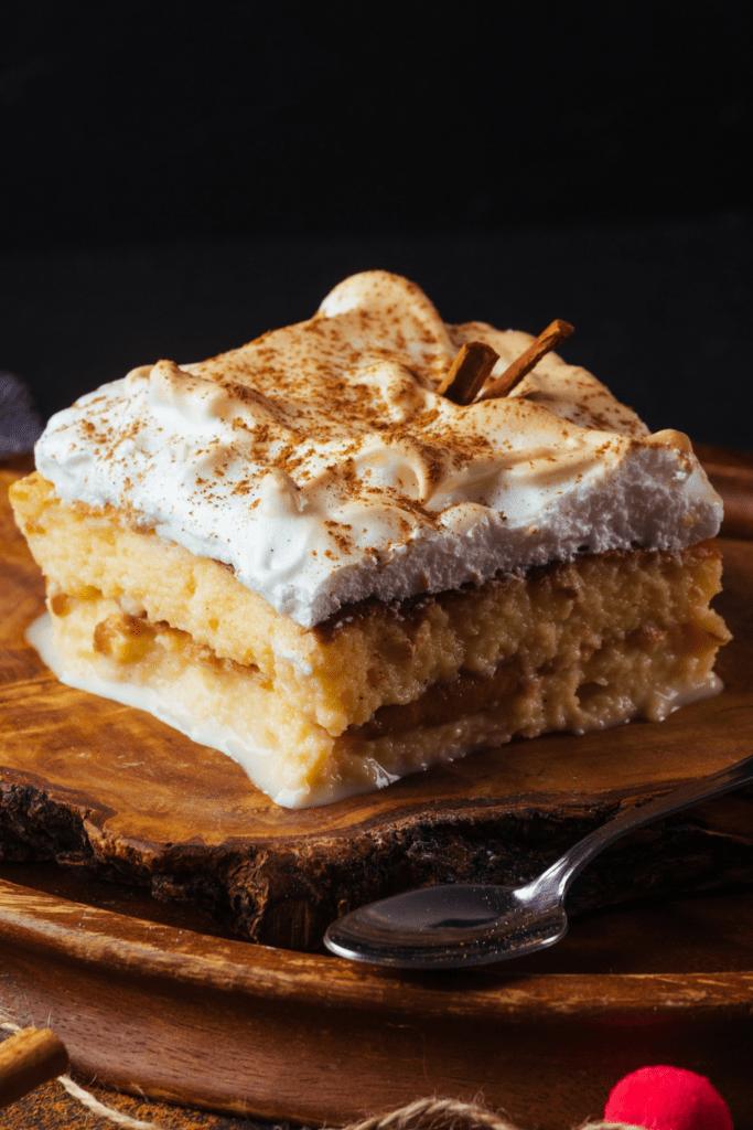 Dominican Three Milks Cake