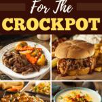 Dump Dinners For the Crock-Pot
