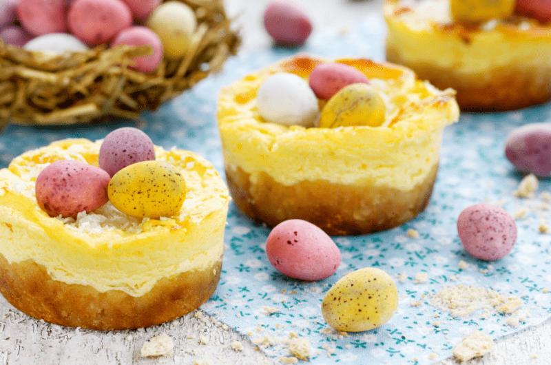 30 Beautiful Easter Desserts (+ Easy Recipes)