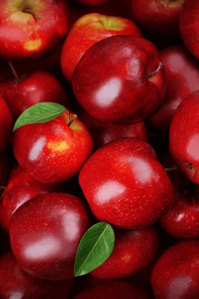 Enterprise Red Apples