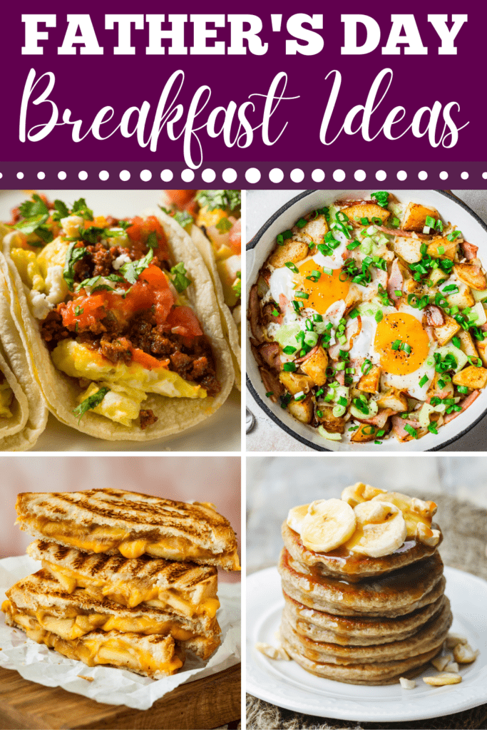 Father's Day Breakfast Ideas