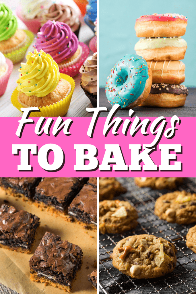 Fun Things to Bake