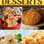 Ginger Desserts