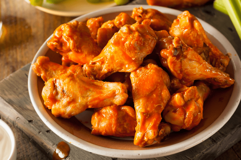 20 Best Chicken Wing Recipes