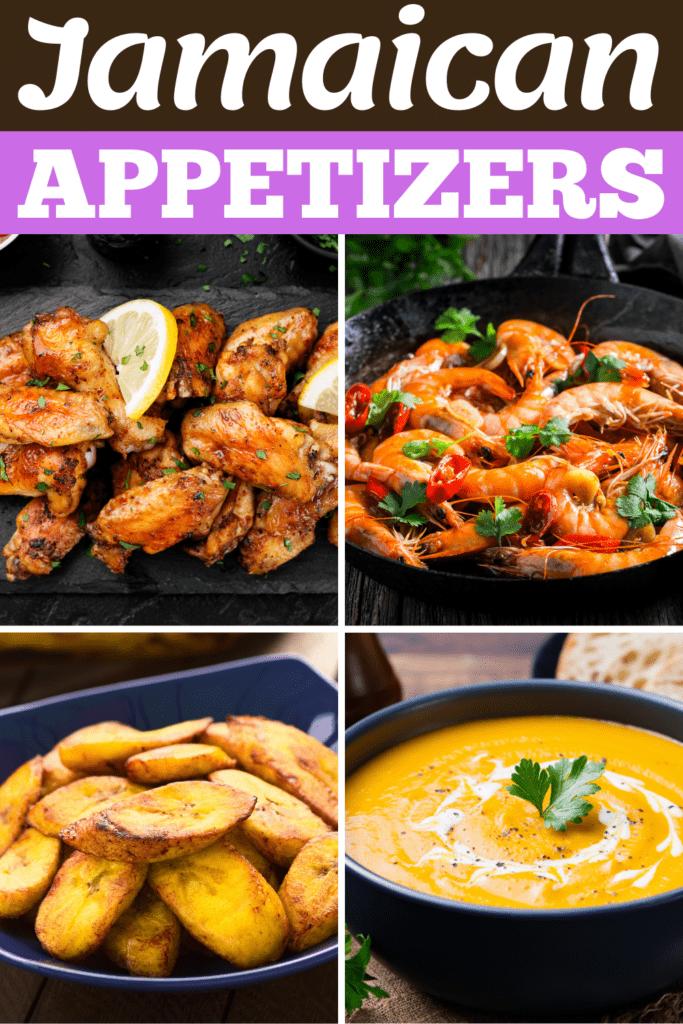 Jamaican Appetizers