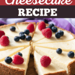 Junior's Cheesecake Recipe
