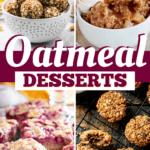 Oatmeal Desserts