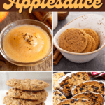 Recipes with Applesauce