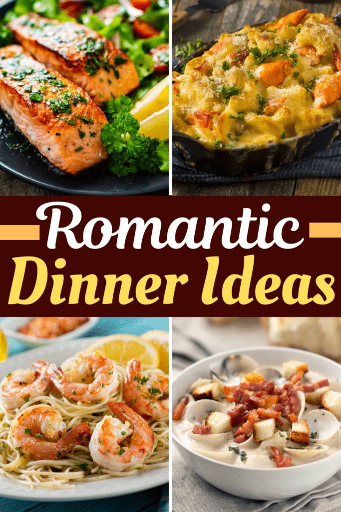 Romantic Dinner Ideas