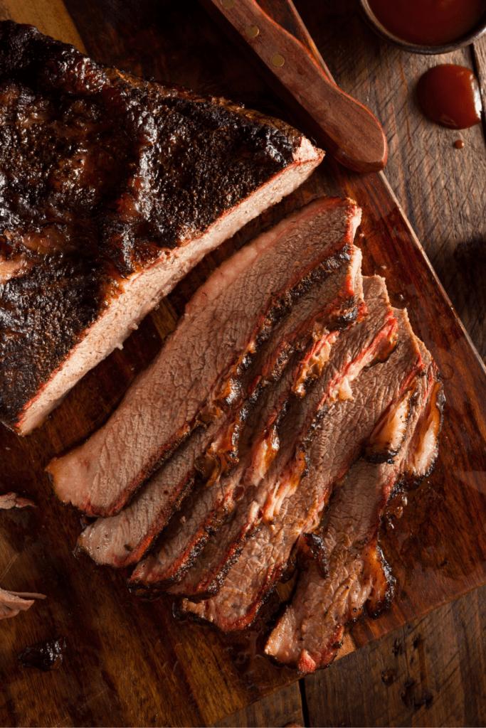 Smoked BBQ Beef Brisket