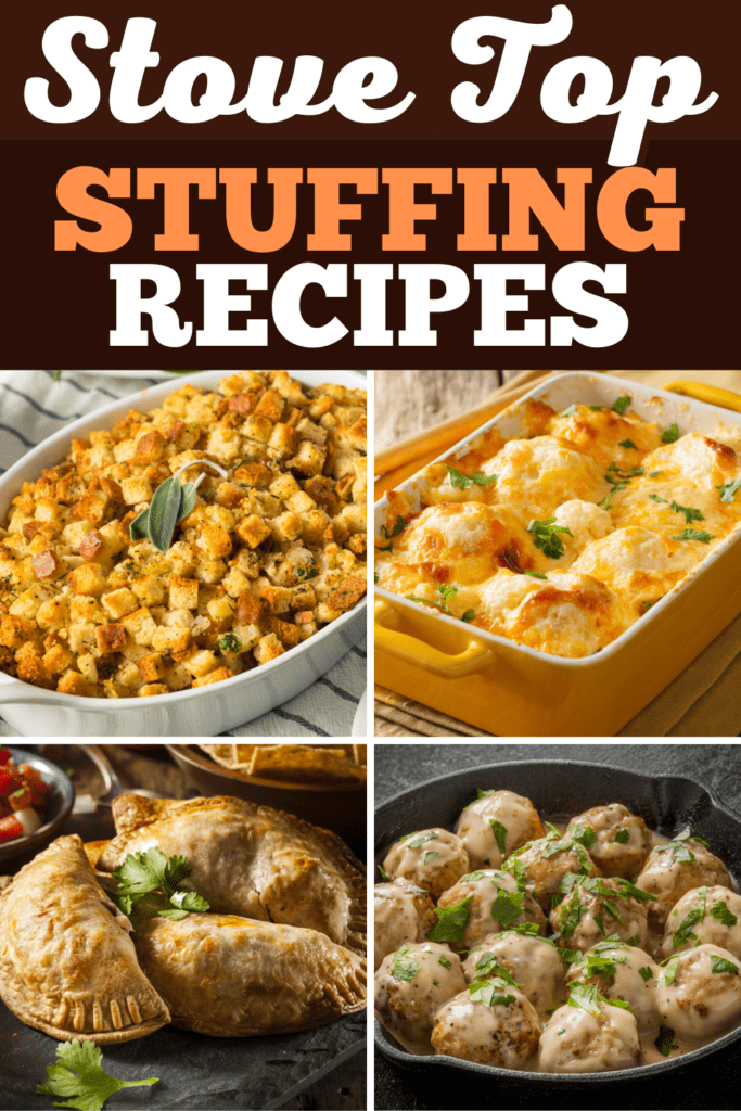 Stove Top Stuffing Recipes