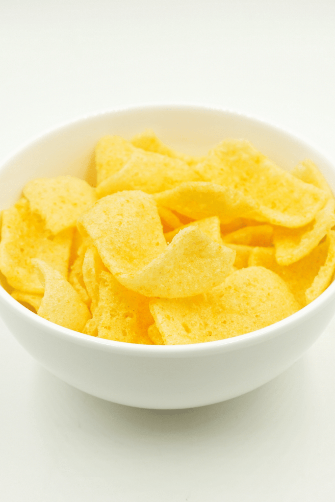 Bowl of Quavers