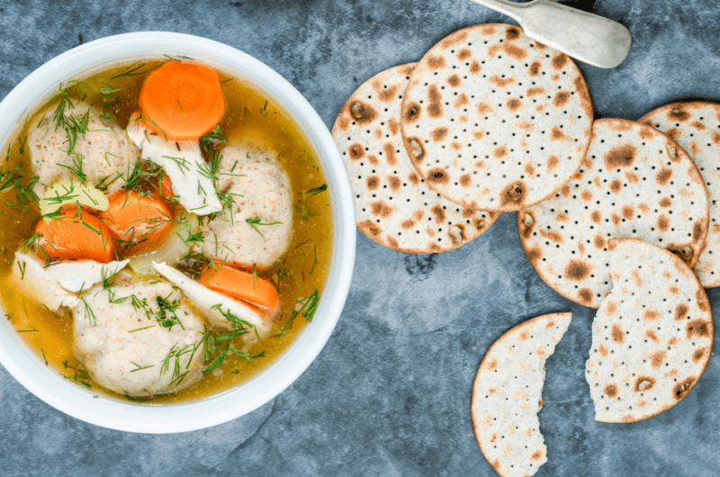 25 Traditional Passover Recipes