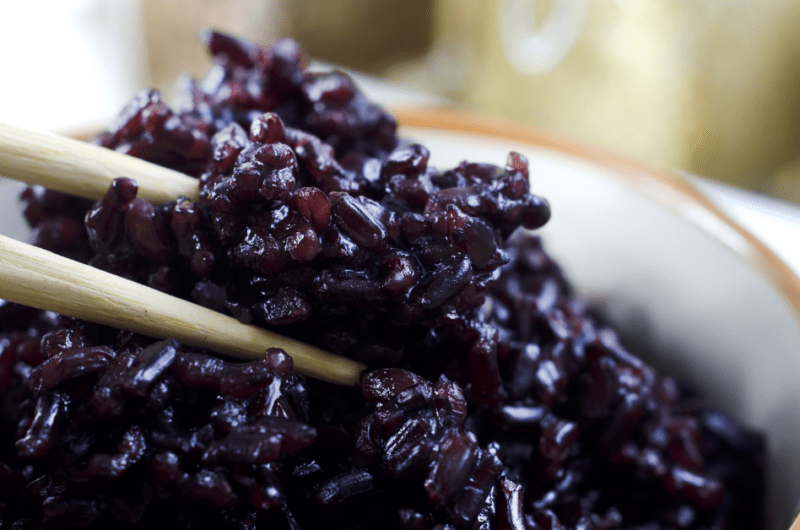 Forbidden Black Rice Recipe