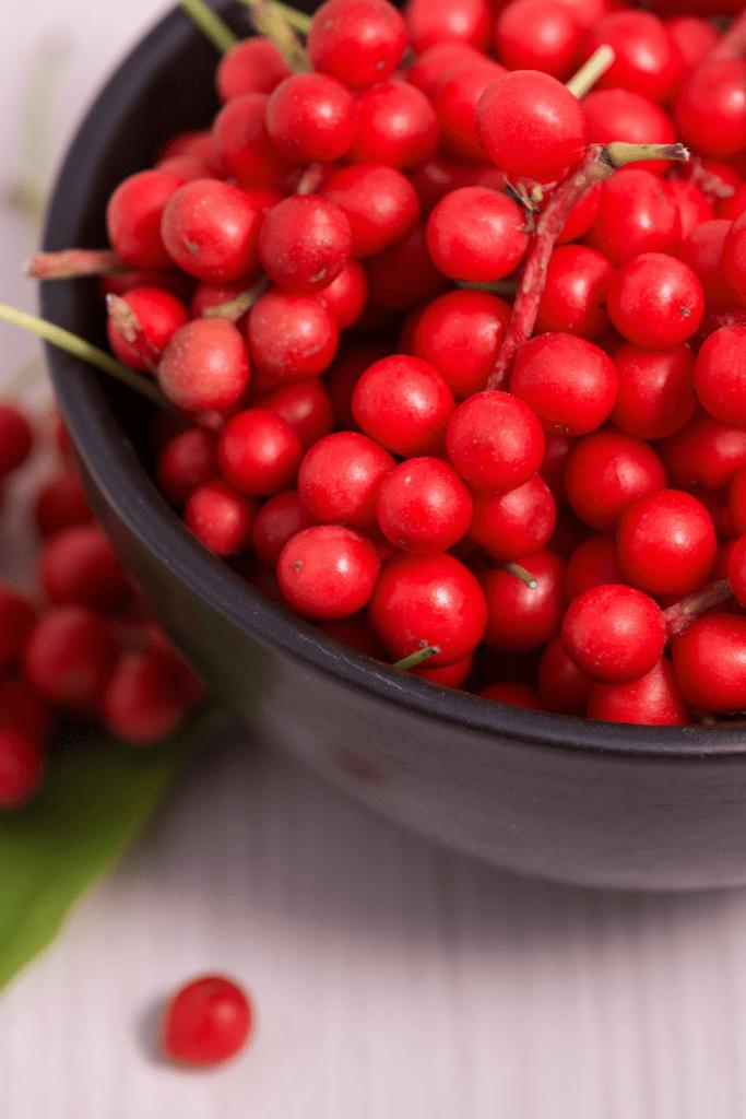 Five Flavor Berries