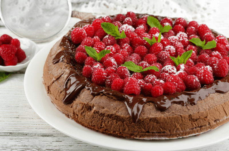 30 Easy Flourless Desserts