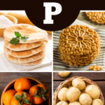 Foods That Start with P