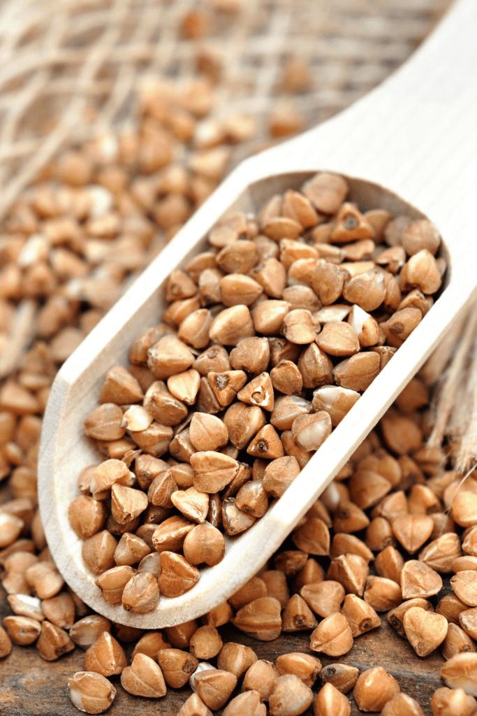 Grains of Buckwheat