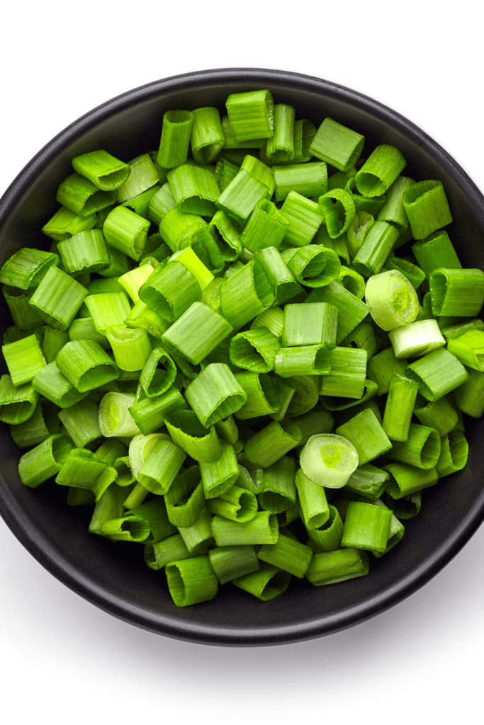 Green Chopped Onions