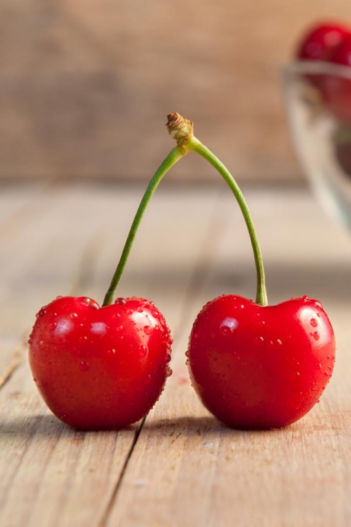 Heart Cherries
