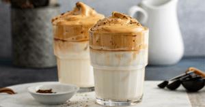 Homemade Dalgona Coffee