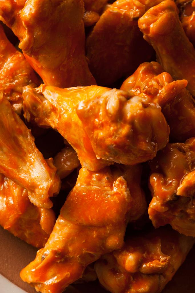 Homemade Spicy Buffalo Wings