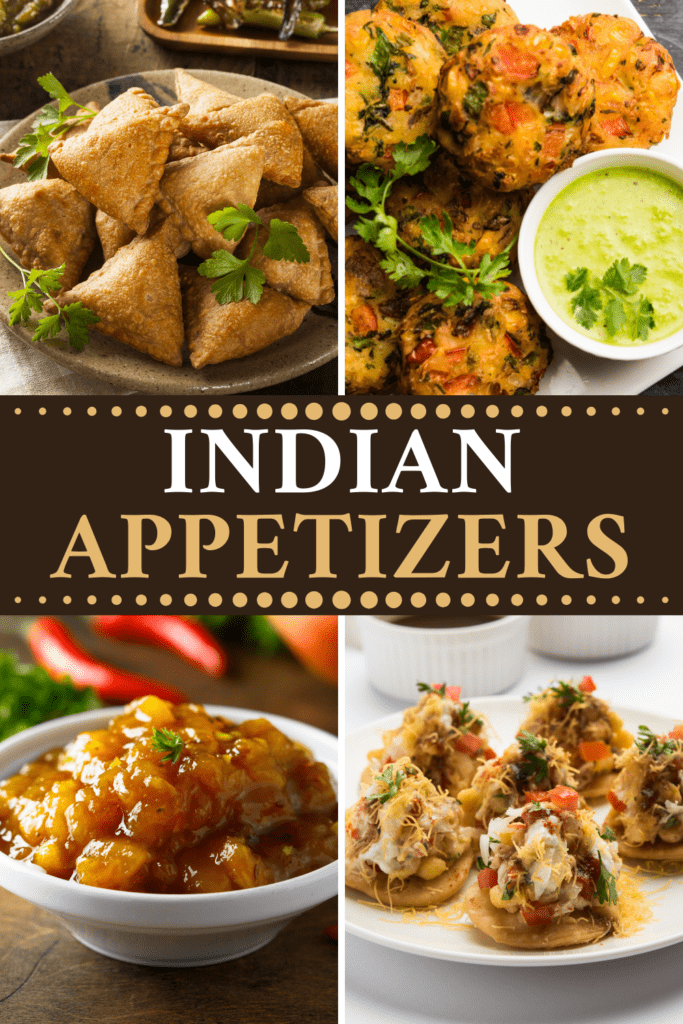 Indian Appetizers