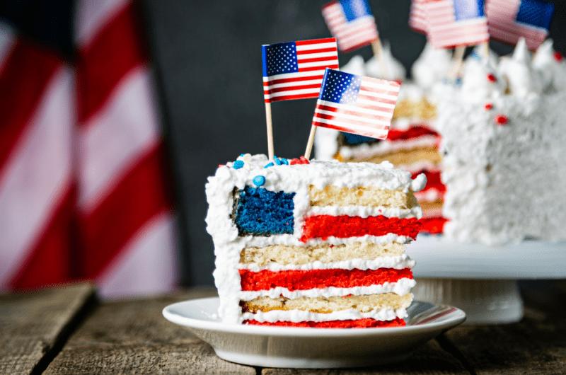 30 Fun 4th of July Desserts