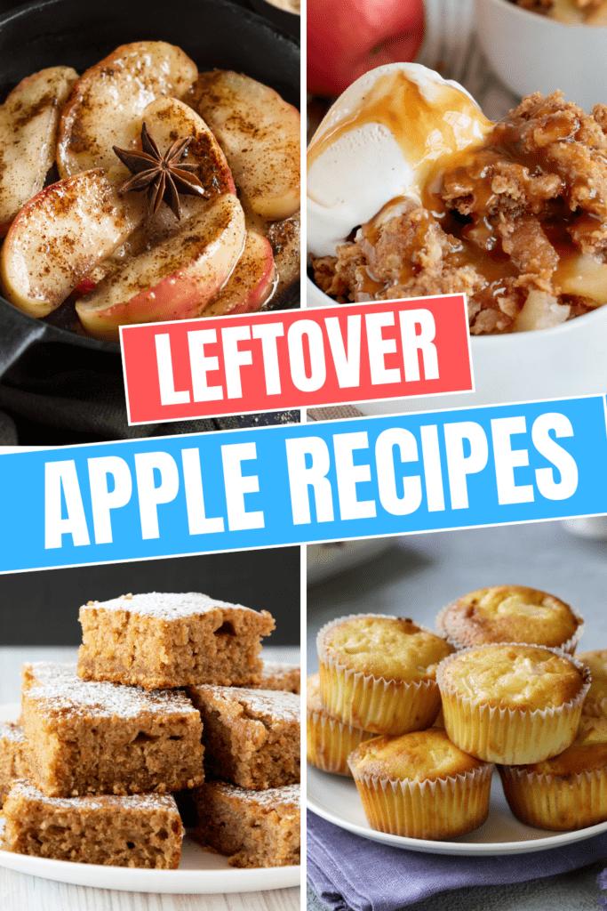 Leftover Apple Recipes