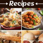 Leftover Meatball Recipes