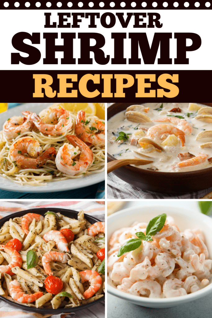 Leftover Shrimp Recipes