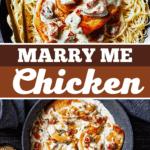 Marry Me Chicken Recipe