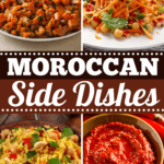 Moroccan Side Dishes