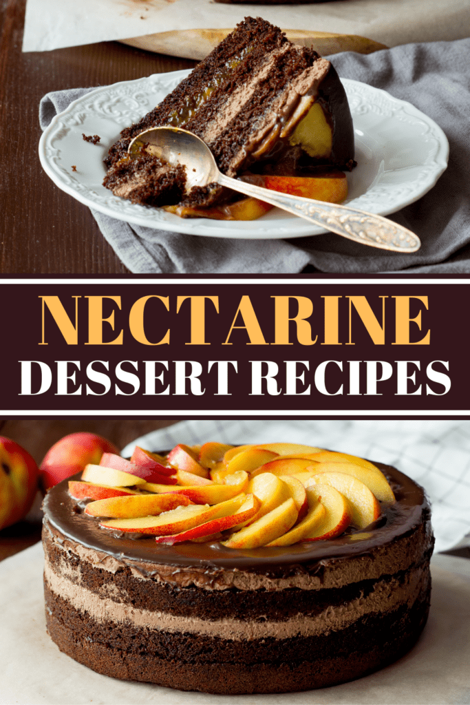 Nectarine Dessert Recipes