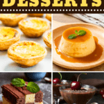 Portuguese Desserts