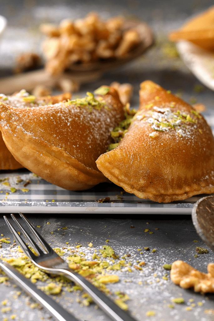 Qatayef Sweets