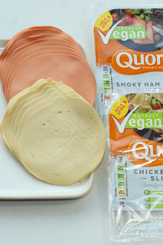 Quorn: Slices of Smoky Chicken and Ham