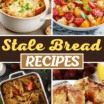 Stale Bread Recipes