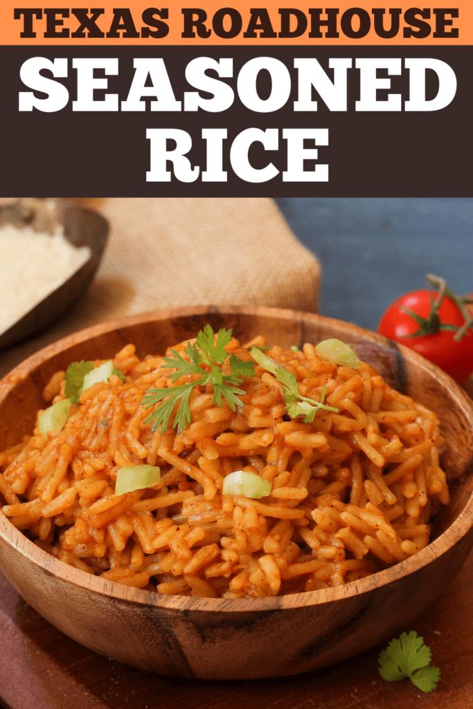 Texas Roadhouse Seasoned Rice