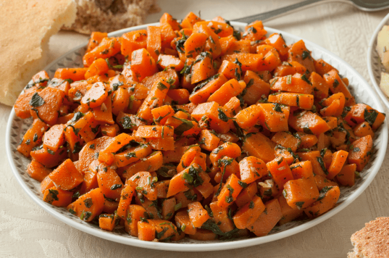 10 Simple Moroccan Side Dishes