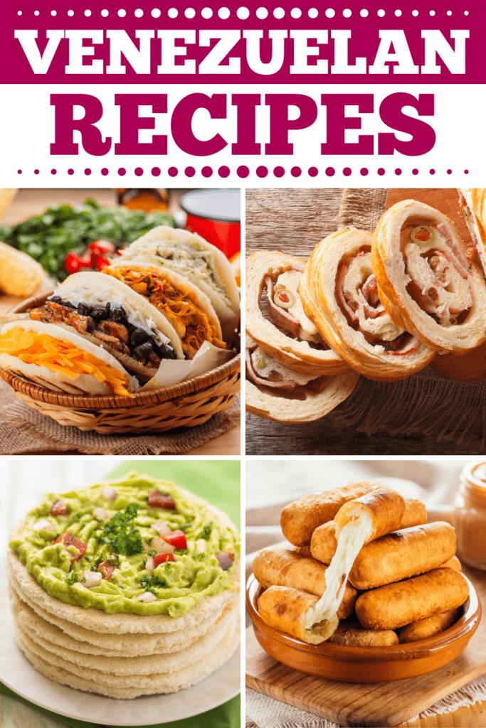 Venezuelan Recipes