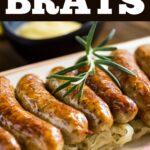 Air Fryer Brats
