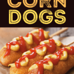 Air Fryer Corn Dogs
