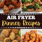 Air Fryer Dinner Recipes