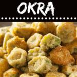 Air Fryer Okra